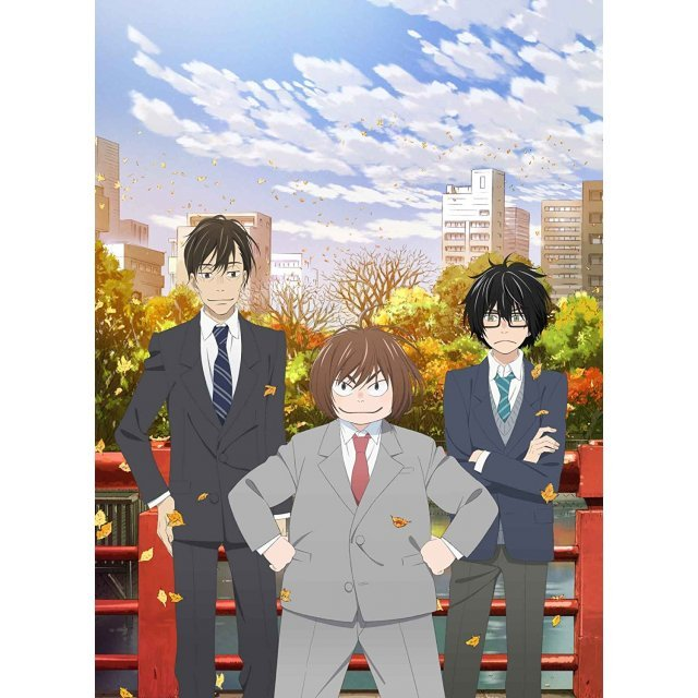 March Comes In Like A Lion (3 Gatsu No Lion) 3 [Limited Edition]