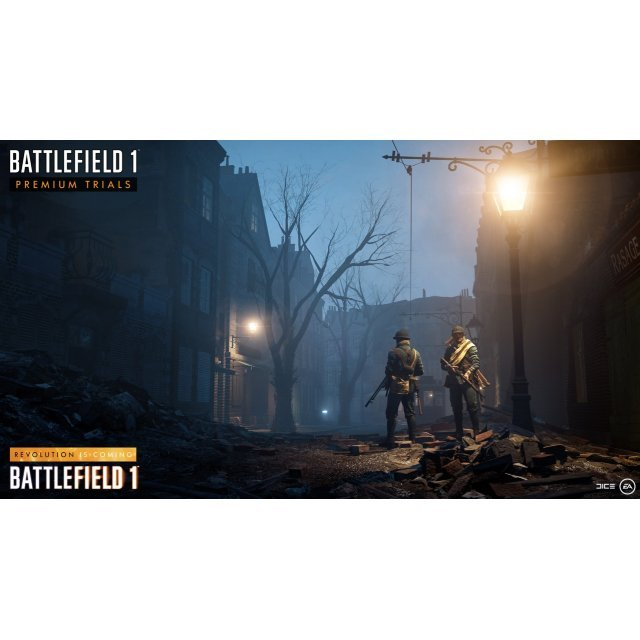 Battlefield 1 Revolution Edition (English)