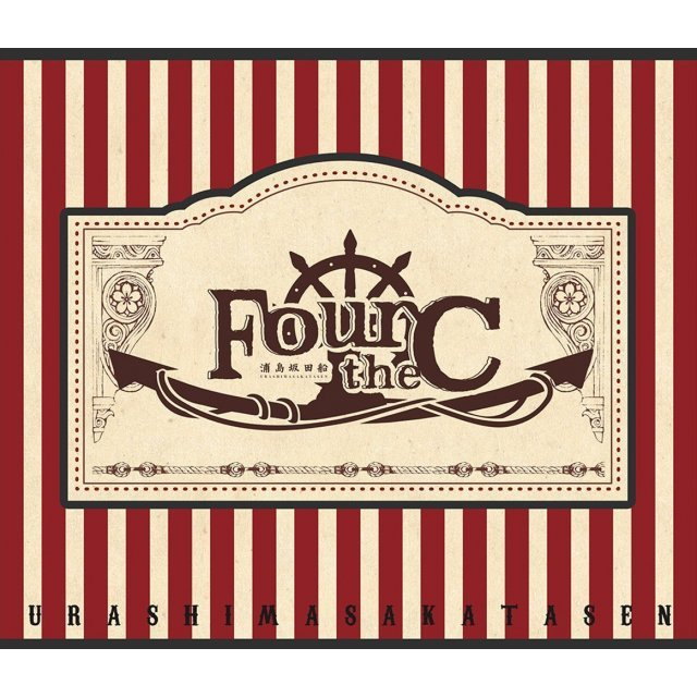Four The C [CD+DVD Limited Edition Type A]