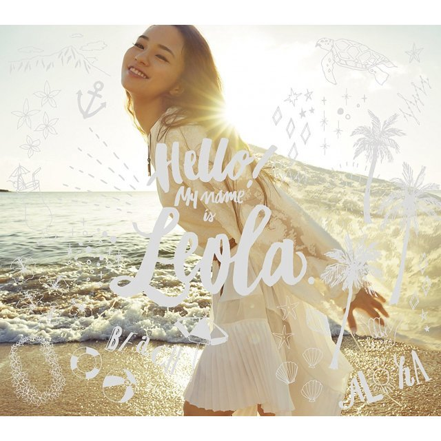 Hello My Name Is Leola [CD+Blu-ray Limited Edition]
