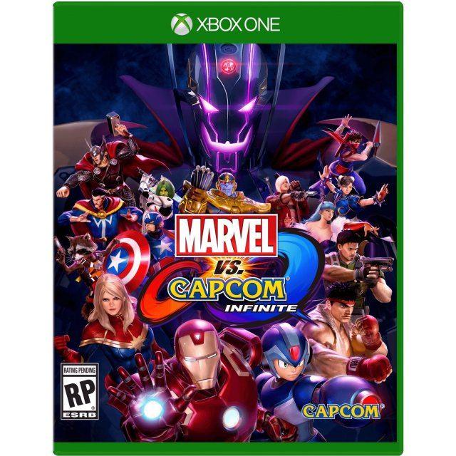Marvel vs. Capcom: Infinite (Multi-Language)