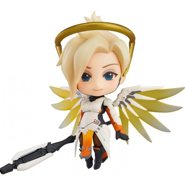 Nendoroid No. 790 Overwatch: Mercy Classic Skin Edition