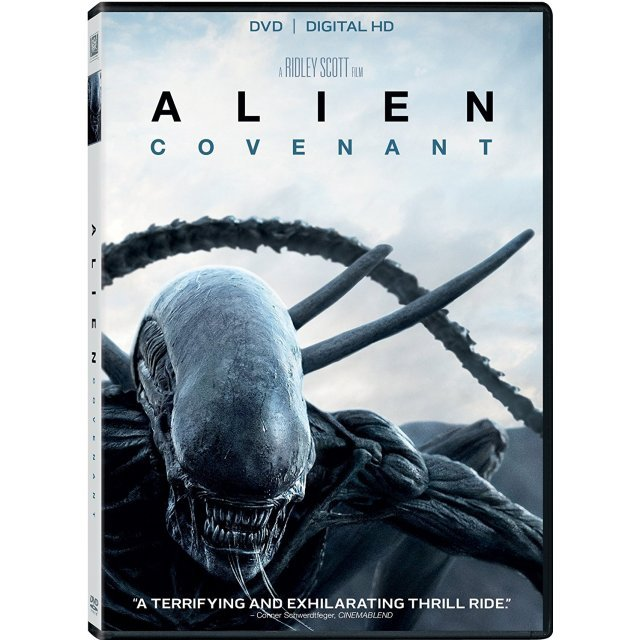 Alien: Covenant [DVD+Digital HD]