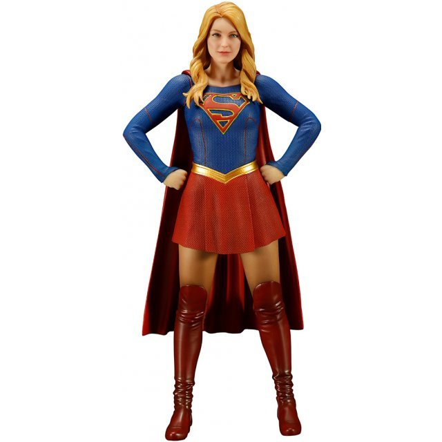 ARTFX+ DC Universe Supergirl 1/10 Scale Pre-Painted Figure: Supergirl