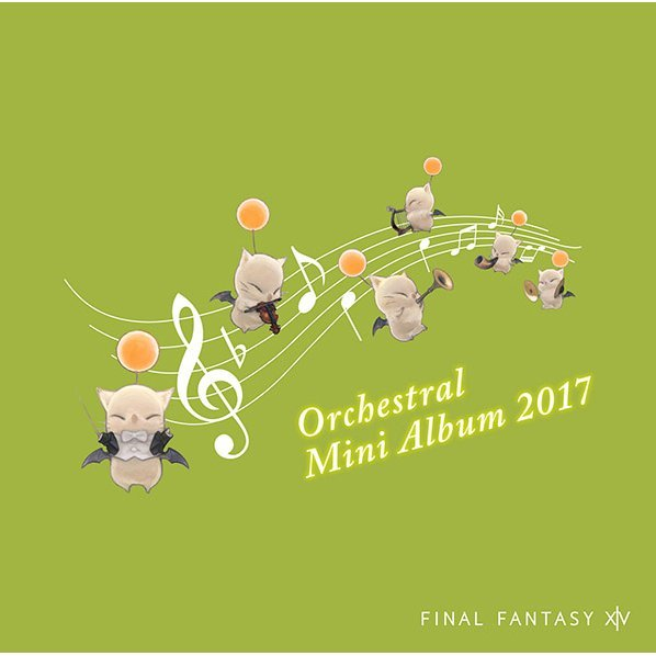 Final Fantasy XIV Orchestral Mini Album 2017
