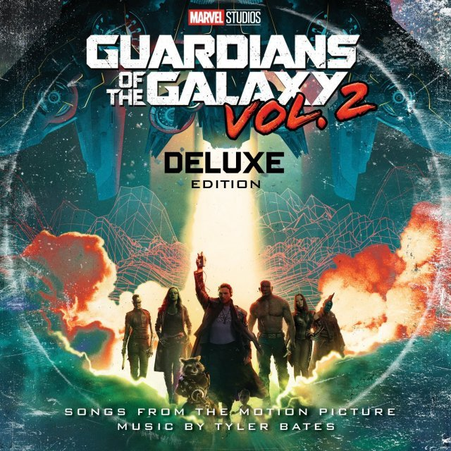 Guardians Of The Galaxy Vol. 2: Awesome Mix Vol. 2 Original Soundtrack [Deluxe Edition]