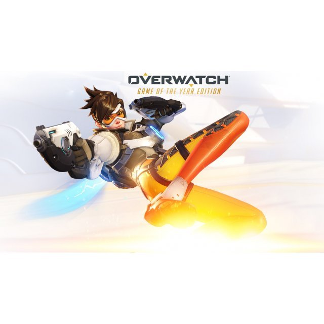 Overwatch (Game of the Year Edition) (English)