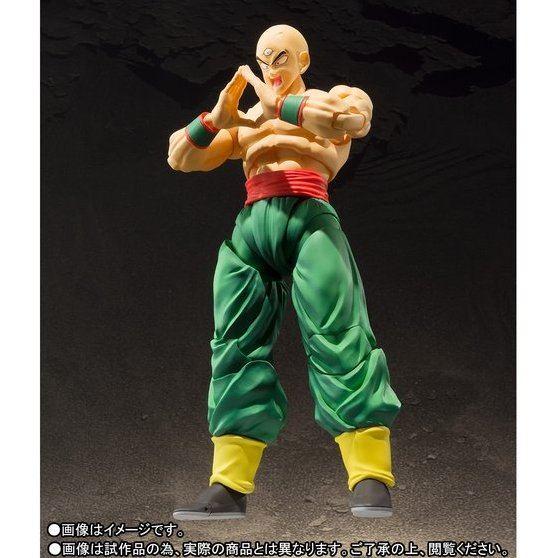 S.H.Figuarts Dragon Ball Z: Tien Shinhan