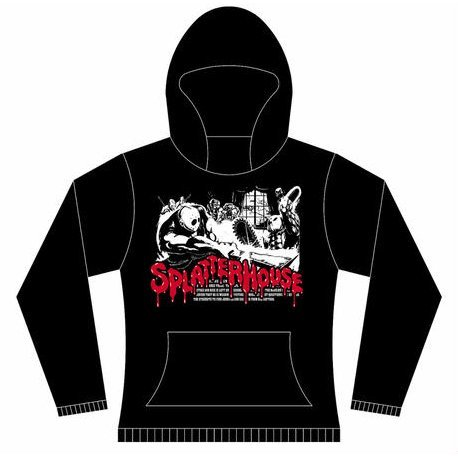 Splatterhouse Arcade Hooded Sweatshirt (XL Size)