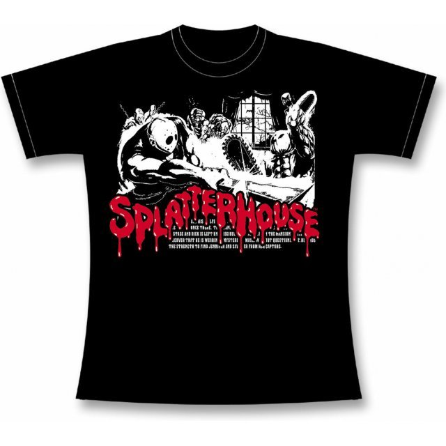 Splatterhouse Tee (XL Size)