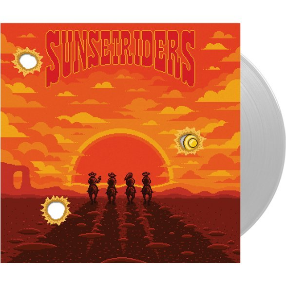 Sunset Riders Original Soundtrack [Limited Edition]