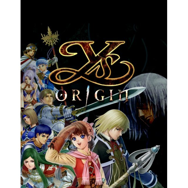Ys Origin [Limited Edition w/ Chinese Visual Book] (Multi Language)