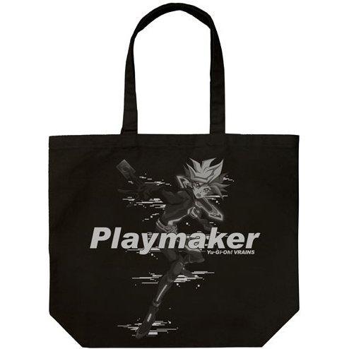 Yu-Gi-Oh! Vrains Playmaker Large Tote Bag