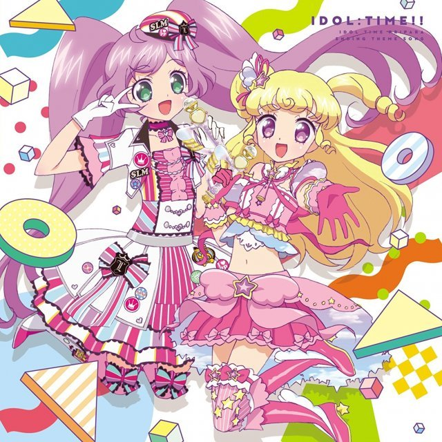 Idol Time - Yui and Laala