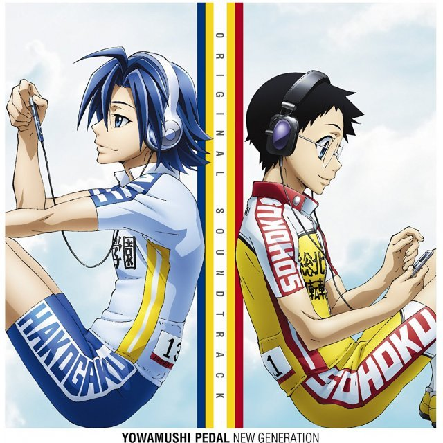 Yowamushi Pedal New Generation Original Soundtrack