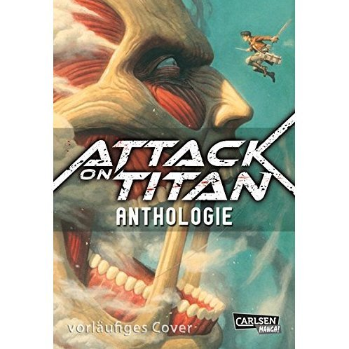 Attack On Titan Anthologie (German)