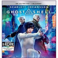 Ghost in the Shell 4K UHD+2D (2-Disc)