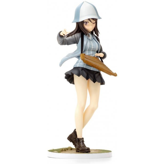 Girls und Panzer der Film Dream Tech 1/8 Scale Pre-Painted Figure: Mika Panzer Jacket Ver.