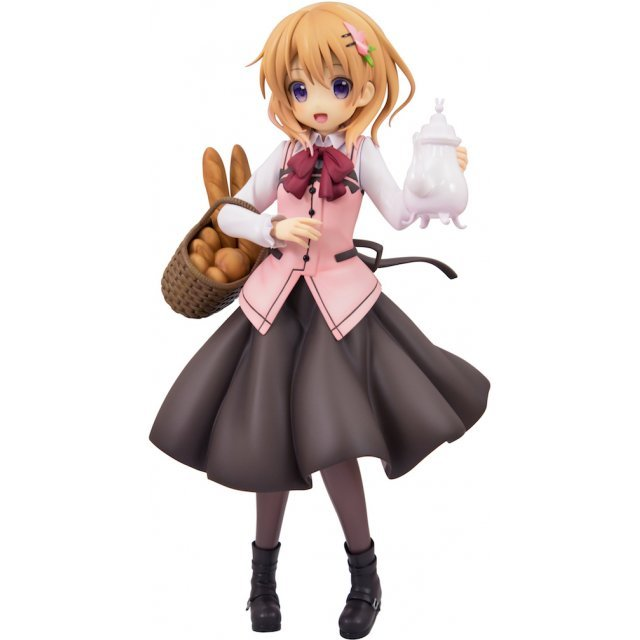 Is the Order a Rabbit?? 1/7 Scale Pre-Painted Figure: Cocoa (Cafe Style)