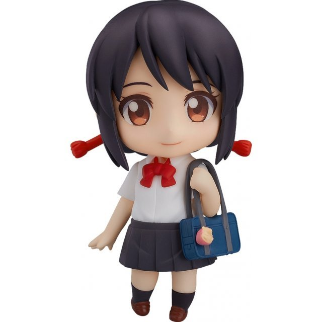 Nendoroid No. 802 Your Name.: Mitsuha Miyamizu [Good Smile Company Online Shop Limited Ver.] (Re-run)
