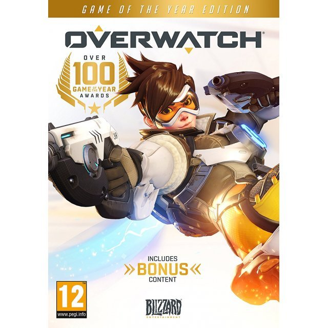 Overwatch [Game of the Year Edition] (DVD-ROM)