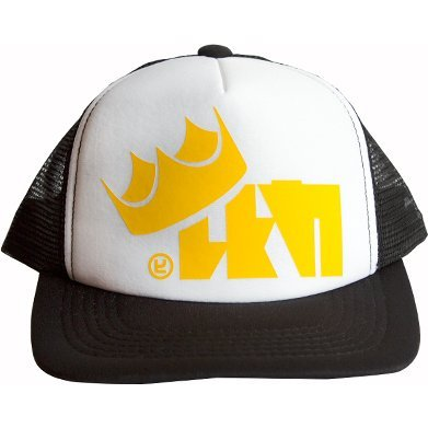 abfbb9a5cdb Splatoon 2 King Flip Mesh Cap Yellow