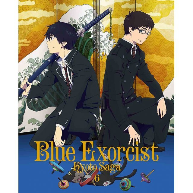 Blue Exorcist Kyoto Saga 6 [Limited Edition]