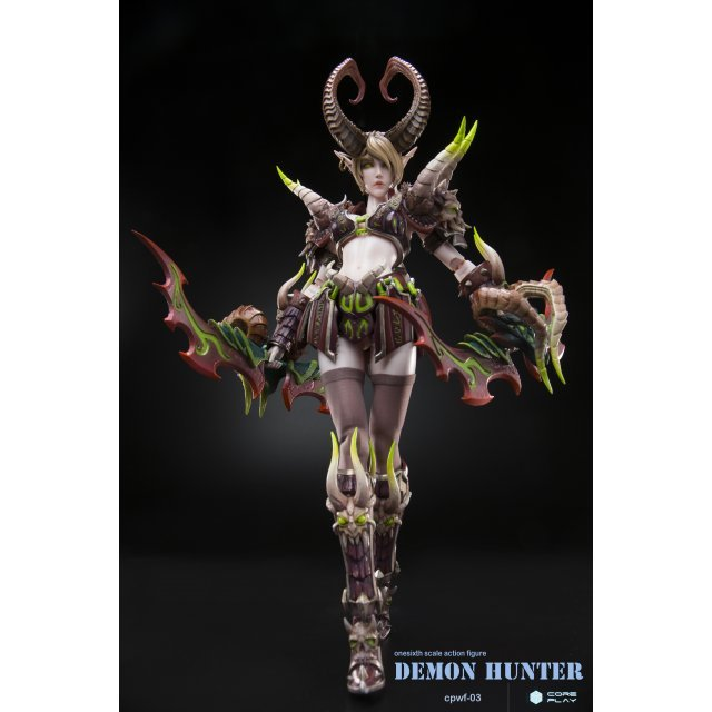 Coreplay 1/6 Scale Pre-Painted Figure: Demon Hunter