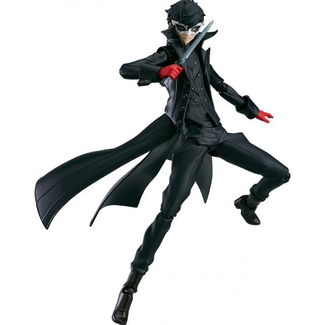 figma Persona 5: Joker [Good Smile Company Online Shop Limited Ver.]