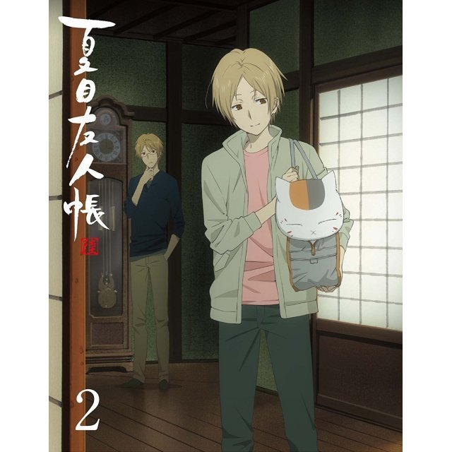 Natsume's Book Of Friends Season Six (Natsume Yujincho Roku) 2 [Blu-ray+CD Limited Edition]
