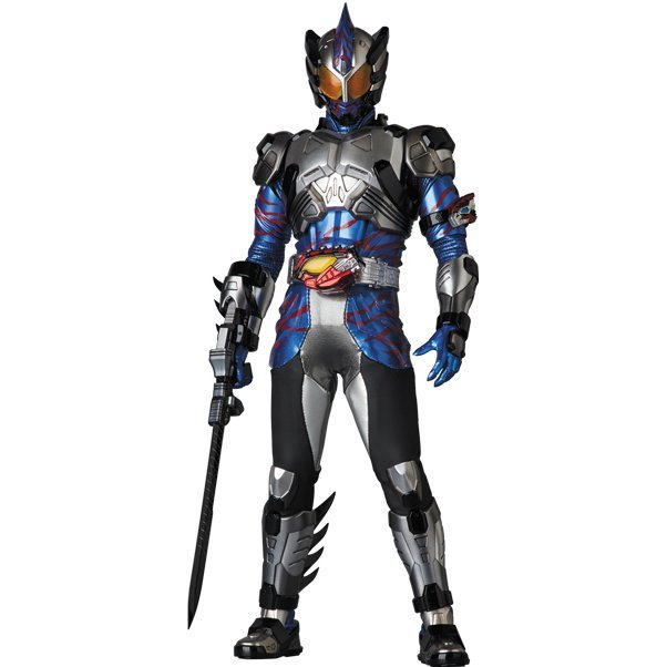 Real Action Heroes Genesis No. 775 Kamen Rider Amazons 1/6 Scale Action Figure: Kamen Rider Amazon Neo