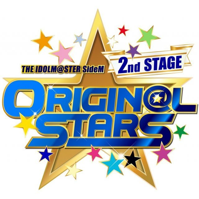 The Idolm@ster SideM 2nd Stage - Original Stars Live Blu-ray [Shining Side]