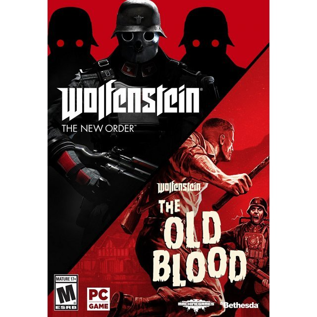 Wolfenstein: The Two Pack (DVD-ROM)