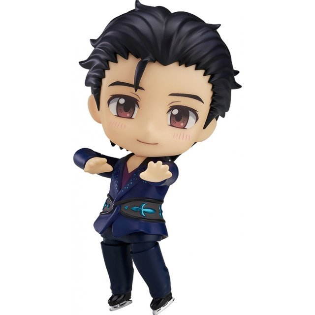 Nendoroid No. 762 Yuri!!! on Ice: Yuri Katsuki Free Skating Ver.