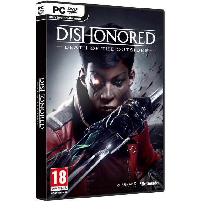 Dishonored: Death of the Outsider (Steam)