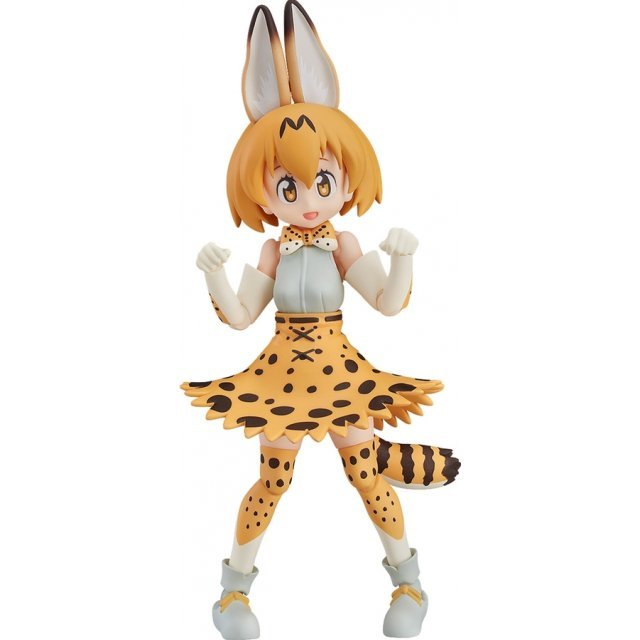 figma Kemono Friends: Serval [Good Smile Company Online Shop Limited Ver.]