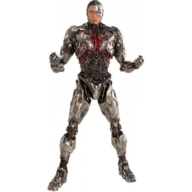 ARTFX+ Justice League 1/10 Scale Pre-Painted Figure: Cyborg