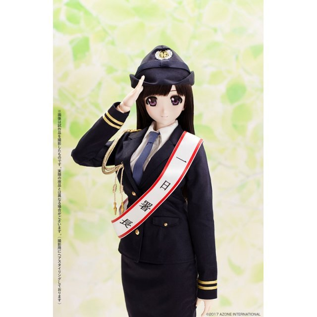 Azone Original Doll: Happiness Clover The Police Chief for the Day / Mahiro