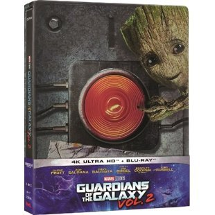 Guardians of the Galaxy Vol. 2 4K UHD+2D (2-Disc) (Steelbook)
