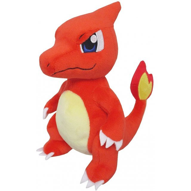 Pocket Monsters All Star Collection Plush: Charmeleon (S)