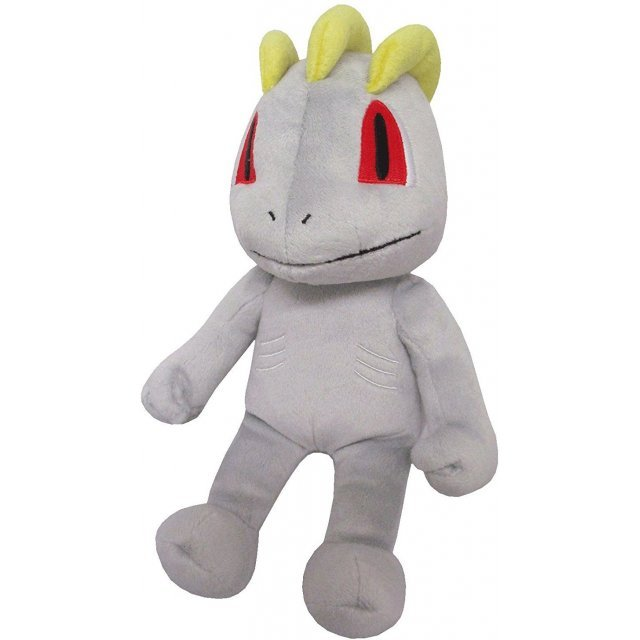 Pocket Monsters All Star Collection Plush: Machop (S)