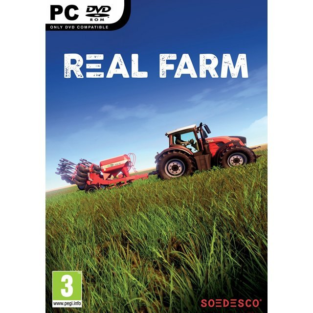 Real Farm (DVD-ROM)