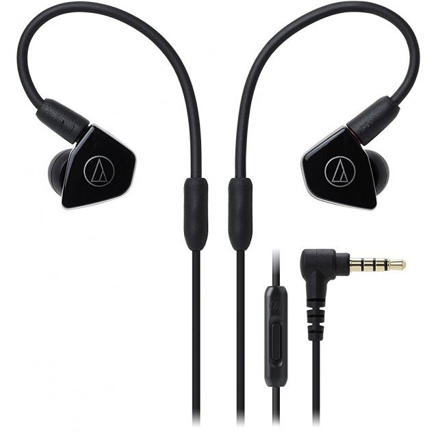 Audio-Technica ATH-LS50IS (Black)
