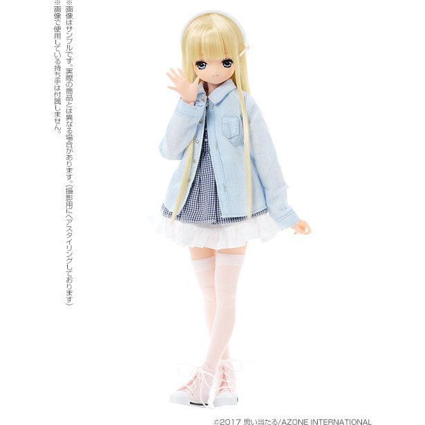 EX Cute x Maki  1/6 Scale Fashion Doll: Lien / Angelic Sigh IV