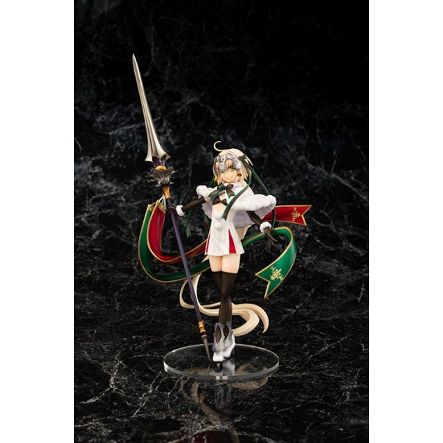 Fate/Grand Order 1/8 Scale Pre-Painted Figure: Jeanne d'Arc Alter Santa Lily