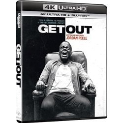 Get Out 4K UHD+BD (2-Disc)