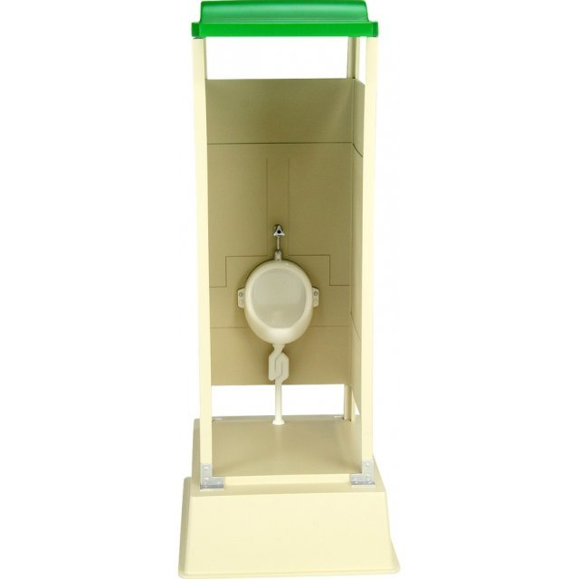 Mabell Original Miniature Model Series 1/12 Scale Pre-Painted Figure: Portable Toilet TU-R1S