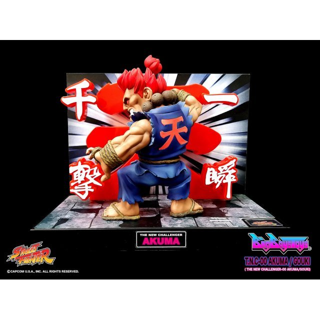 Street Fighter T.N.C 00: Akuma/Gouki