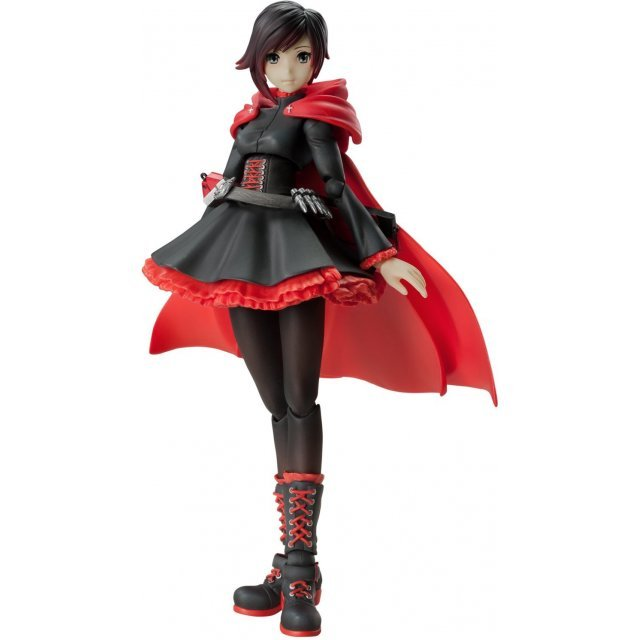 Super Figure Action RWBY: Ruby Rose