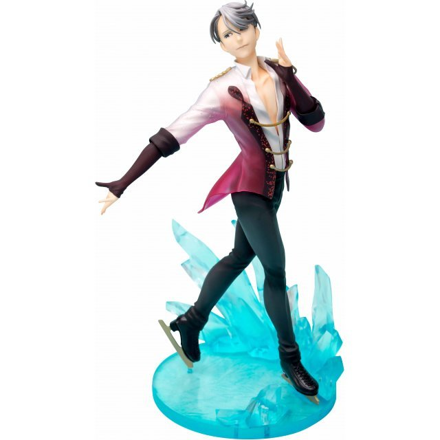 Yuri On Ice 1 8 Scale Pre Painted Figure Victor Nikiforov